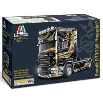 """ITALERI - Maquette camion 1/24 : Scania R730 V8 """"Imperial"""