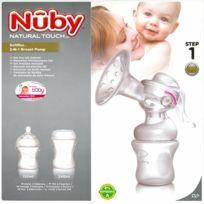 NUBY - Coffret Tire-Lait manuel Natural Touch sans bpa