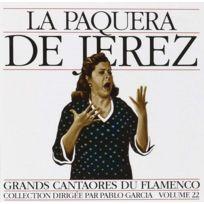 Le Chant du Monde - Paquera De Jerez La Grands cantaores du flamenco Vol. 22