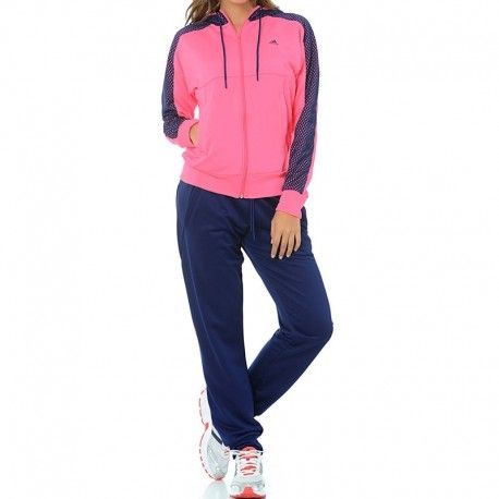 Adidas originals - Survêtement Team Rose Entrainement Femme ...