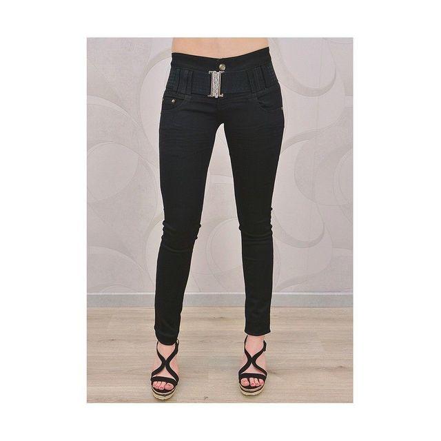 Achat Haute Taille Vente Modanana Pas Pantalon Noir Cher xEYE5aqWvw