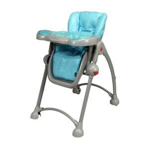 Tex baby chaise haute t lescopique b b tex gris et - Chaise haute tex baby carrefour ...