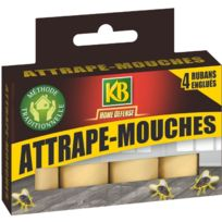 Kb - Rubans Attrape Mouches 4pces