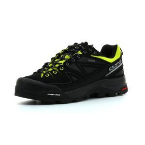 Salomon Chaussures de randonnée X Alp Mid Ltr Gore-Tex W Salomon soldes  Noir (Black/Powder) EEDDQ8M6C