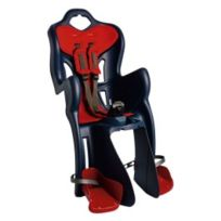 Bellelli - Siège enfant B1 Standard cadre arrière bleu rouge