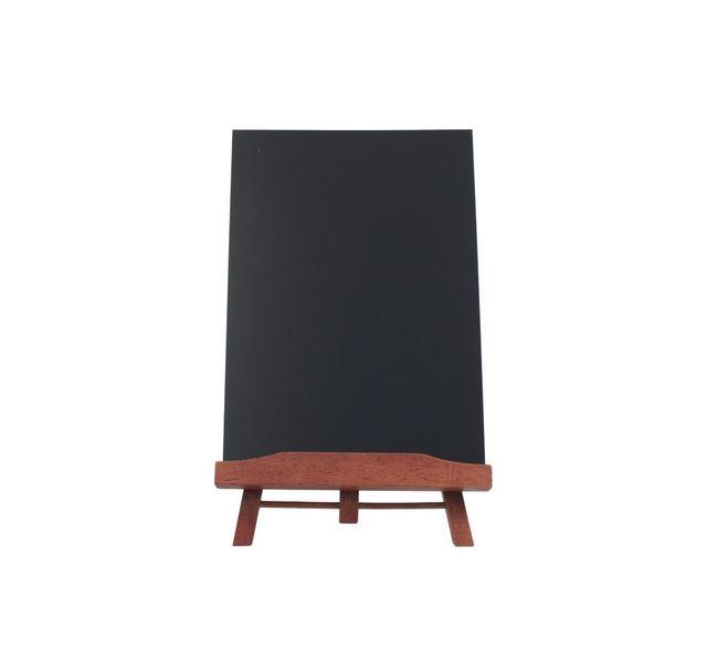 Securit Chevalet de table avec ardoise plastique