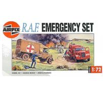 Airfix - Maquettes véhicules militaires : Raf Emergency Set