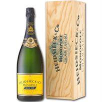 Pommery - Magnum Champagne Heidsieck Monopole Caisse Bois