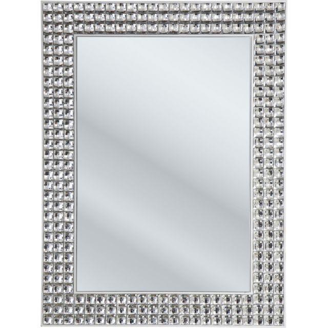 Karedesign Miroir Crystals 60x80 Kare Design