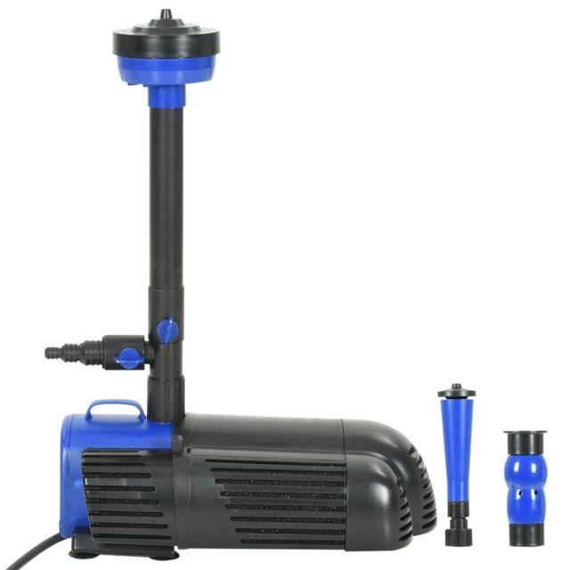 Vidaxl Pompe pour fontaine 120 W 3 600 L / h - Quincaillerie - Pompes - Pompes pour bassins, fontaines et étangs