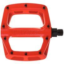 Dmr - V8 - Pédales - rouge