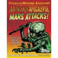 Steve Jackson Games - Munchkin: Apocalypse: Mars Attacks