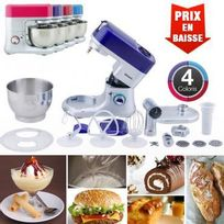 Winkel - Robot de Cuisine Multifonctions Rx Rouge