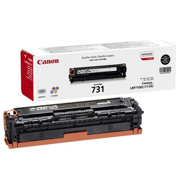 CANON Toner Laser Jaune 731Y - 1500 pages pour la MF623Cn
