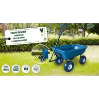 Chariot de jardin en plastique