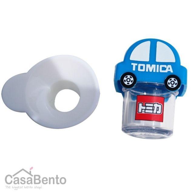 Casabento Mini bouteille à sauce voiture Tomica