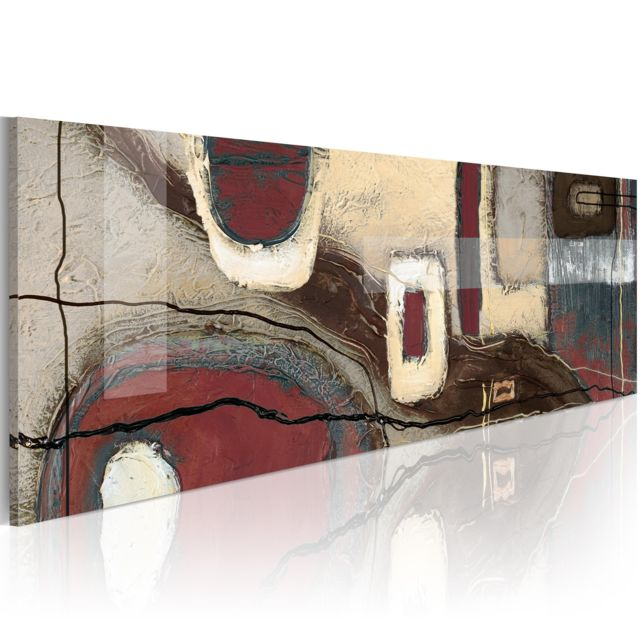 Bimago Tableau - Rectangles fantaisie