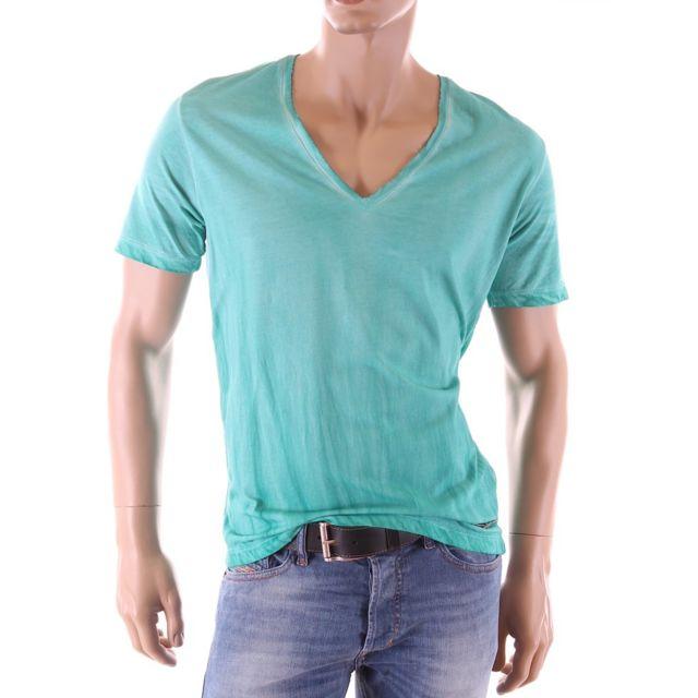 531d67999cf Diesel - homme - T-shirt manches courtes Baraham - pas cher Achat ...