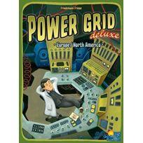 Rio Grande Games - Power Grid Deluxe: Europe/North America