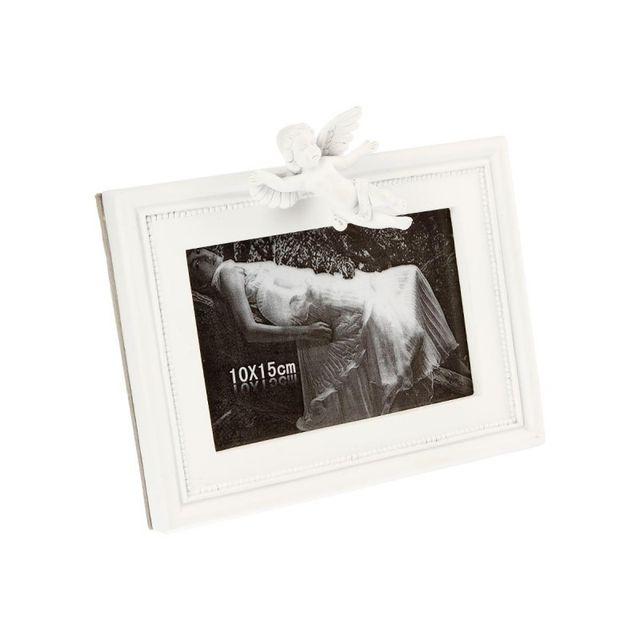 paris prix cadre photo ange 10x15cm blanc 0cm x 0cm pas cher achat vente cadres p le. Black Bedroom Furniture Sets. Home Design Ideas