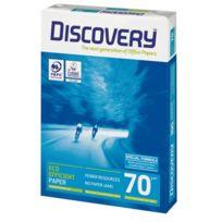 Discovery - ramette papier a3 70g - blanc