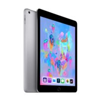 "Ipad 2018 - 9,7"" - 128 Go - Wifi + Cellular - MR722NF/A - Gris sidéral"