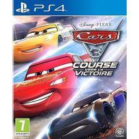 Cars 3 : course vers la victoire - PS4