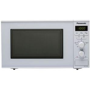 panasonic micro ondes gril 20l 800w blanc nn j151wmepg achat four micro onde. Black Bedroom Furniture Sets. Home Design Ideas