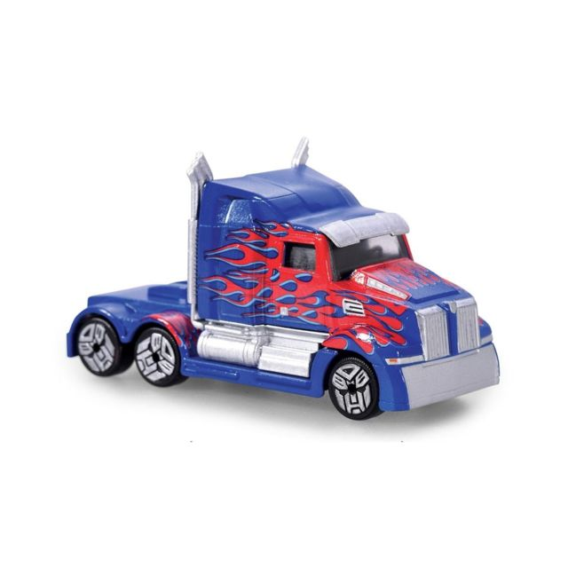 dickie toys transformers le dernier chevalier optimus prime 1 64 m tal pas cher achat. Black Bedroom Furniture Sets. Home Design Ideas