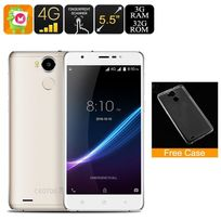 Yonis - Smartphone 4G Android 6.0 Fhd 1080P 5.5 Pouces 3Go Ram Dual Sim 32Go