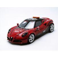 Top Marques Collectibles - Alfa-romeo 4C Wtcc - 1/18 - Top011 - Wtcc