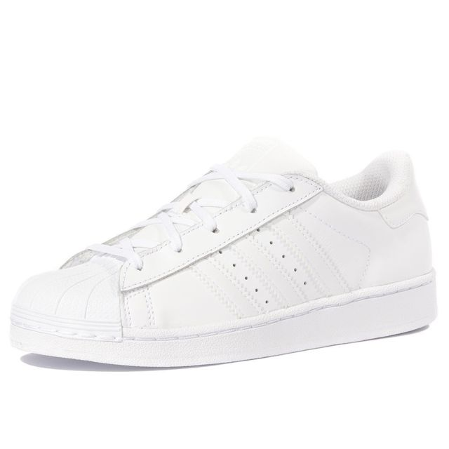 chaussure homme blanc adidas