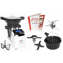 Fagor - Fg510 Robot cuiseur ? 1500W ? 3L ? 12 vitesses - Noir