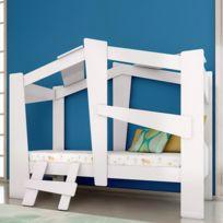 menzzo lit coffre trevene sommier 90cm noir 90cm x 190cm pas cher achat vente lit enfant. Black Bedroom Furniture Sets. Home Design Ideas