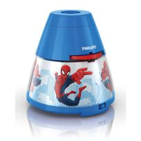 PHILIPS - Disney Projecteur d'images Spiderman LED