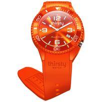 Thirsty Watch - Montre homme o? femme Thirsty Tangerine Infusiono unisex Bo-tangerine