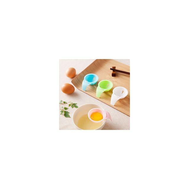Alpexe Clarifier un œuf en un seul geste - separe le blanc du jaune instantanement