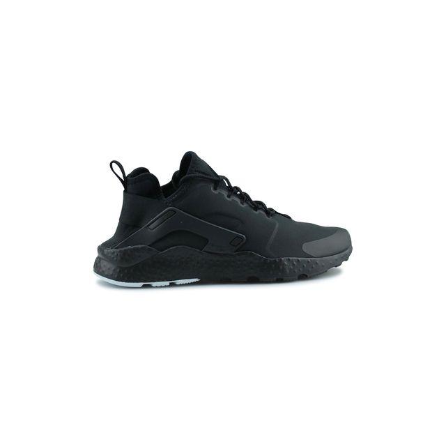 Nike - Wmns Air Huarache Run Ultra Prm Noir 859511-004 - pas cher Achat    Vente Baskets femme - RueDuCommerce 0dbaf28e41f8