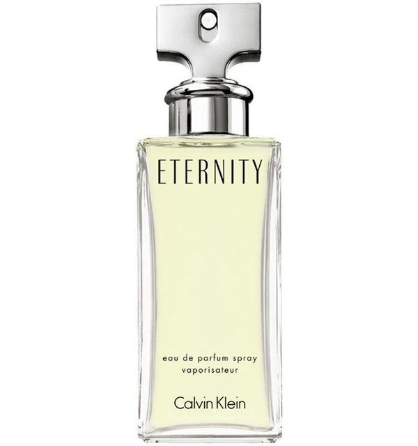 Calvin Klein Eternity Femme Eau De Parfum 50ml Vapo Pas Cher