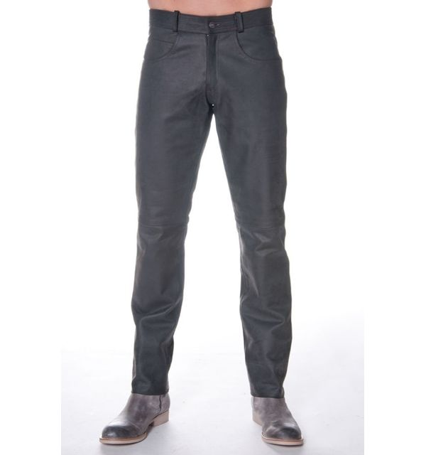 Last Rebels Pantalon Normal Sk Marron