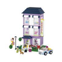 Construction Reve Fille Compatibles Un Briques Hôtel Lego De gY7byf6