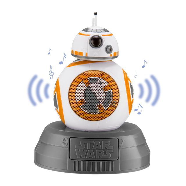 STAR WARS Enceinte Bluetooth BB8 - Li-B67B7