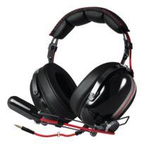 Arctic - Casque-micro circum-auriculaire P533 Racing - stéréo fermé pour gamer Jack 3.5 mm, PC/Mac/Xbox One/PS4/Smartphone/Tablette