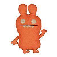Ugly Dolls - Uglydoll Plunko petit jouet laid souple Orange