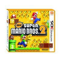 Nintendo - New Super Mario Bros : 2 import espagnol