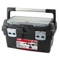 Tayg - Outifrance - Boîte à outils avec 1 casier et poignée 45 cm