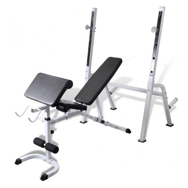 Casasmart - Banc de musculation réglable pro