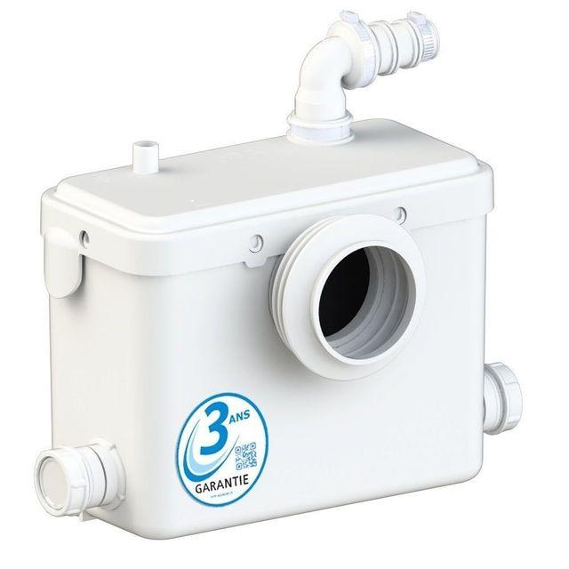 D tartrant pour broyeur fulgurant sanitaire 5 vendu par for Leroy merlin sanitaire