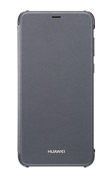 Huawei Flip View Cover P Smart - Noir