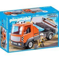 Playmobil - 6861 Camion de chantier